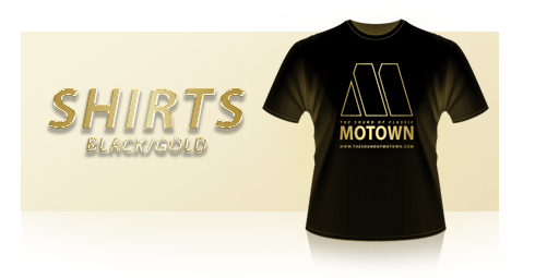 The Sound of Motown - Merchandise